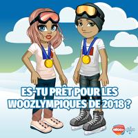 Les Woozens Woozlympiques !
