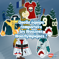 Équipes de Woozens Woozlympiques !
