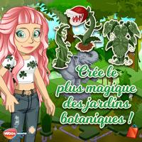 Les Jardins Botaniques Féériques !