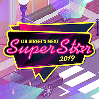 Ganhadores do Superstar de Lib Street 2019
