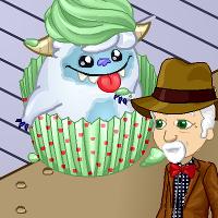 Caça aos Cupcakes Yeti