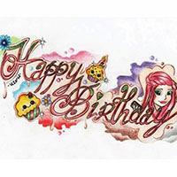 Un tag pour l'anniversaire de Jenny