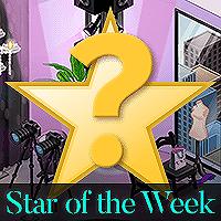 Star of the Week, Édition déguisements d'octobre