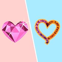 Concurso ValentiNÃO - Vai ficar de que lado?
