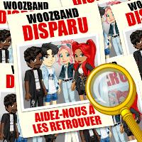 Où est le Woozband ?