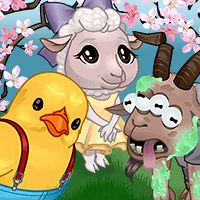 ¡Conozcan a sus animales de la Pascua!