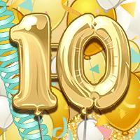 Woozworld celebra os seus 10 anos!