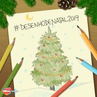 Concurso: Desenho de Natal 2019