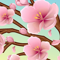 ¡Vuela con las Alas Sakura!