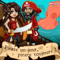 Pirate un jour, pirate toujours !