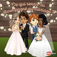 Votre duo de mariage !