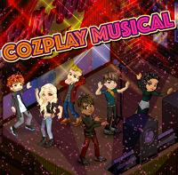 Concurso: CoZplay Musical de Dia das Bruxas