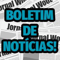 Boletim de Notícias: 30 de julho