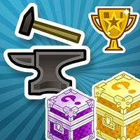 Atualização na construção - novas conquistas, baús de tesouro e mais!