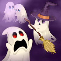 Mini Jogo: Caça aos fantasmas!
