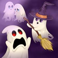 Mini jeu : Attrape les fantômes !