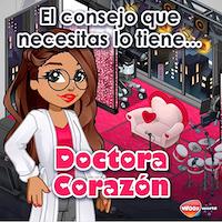Participa en Doctora Corazón